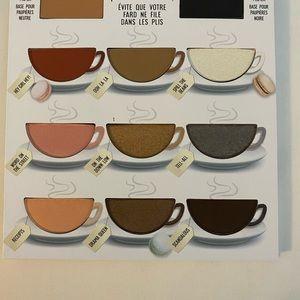 The Balm Cosmetics Whats the Tea eyeshadow NEW